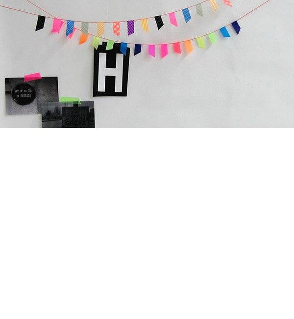 【エディト・トロワ・シス・サンク/EDITO 365】 【店頭人気】マスキングテープ ベーシック(ネオン) / maste [3000円(税込)以上で送料無料]