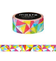 【エディト・トロワ・シス・サンク/EDITO 365】 マスキングテープ・マルチ(ジャパニーズ/ジオメトリック) / maste [3000円(税込)以上で送料無料]