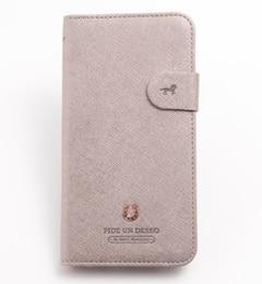 【エディト・トロワ・シス・サンク/EDITO 365】 シルエット・iPhone7Plusフラップ型ケース /PEDIR [送料無料]