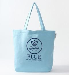 【ブルー バイ ロイヤル コペンハーゲン/BLUE by ROYAL COPENHAGEN】 トートバッグ L ライトブルー [3000円(税込)以上で送料無料]