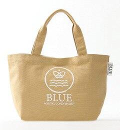 【ブルー バイ ロイヤル コペンハーゲン/BLUE by ROYAL COPENHAGEN】 トートバッグ S ベージュ [3000円(税込)以上で送料無料]