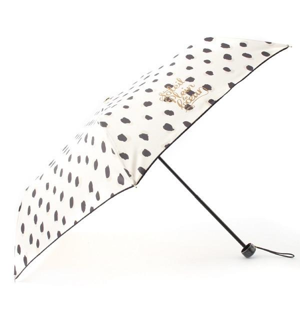 「Bonnes Fetes(ボン・フェット)」の晴雨兼用アンブレラ