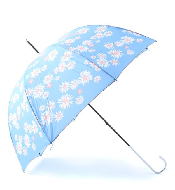 【ボン・フェット/Bonnes Fetes】 【晴雨兼用】フラワードーム・アンブレラ/ロング
