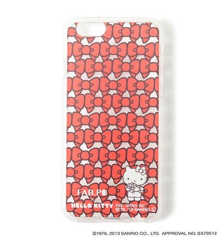 【メランジェ マガザン/Melanger Magasin】 FAB.PO×Hello Kitty iPhone6/6sケース [3000円(税込)以上で送料無料]