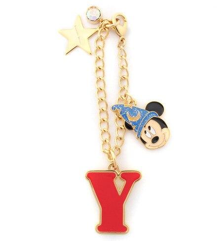 【サマンサタバサ/Samantha Thavasa】 サマンサタバサ D23ミッキーイニシャルYチャーム Disney(ディズニー) [送料無料]