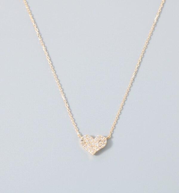【サマンサティアラ/Samantha Tiara】 Perfect Heart ネックレス