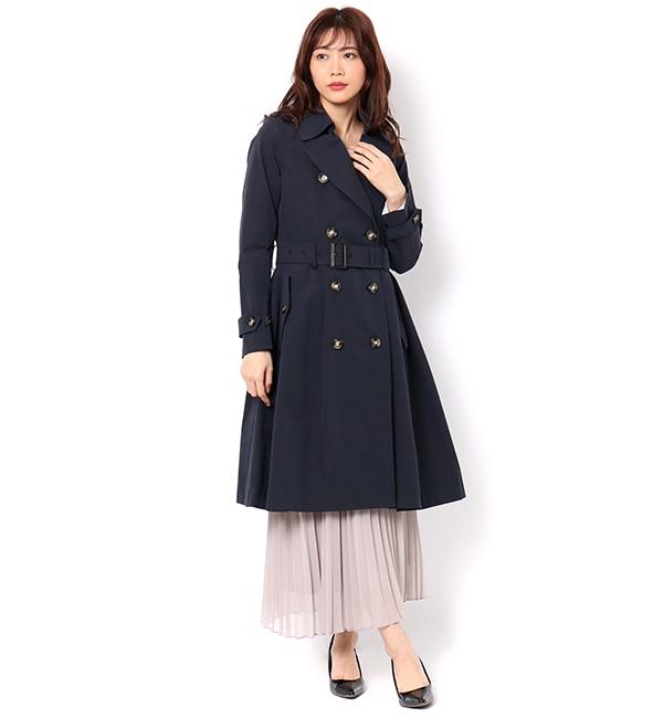 【アンドクチュール/And Couture】 ドレストレンチコート