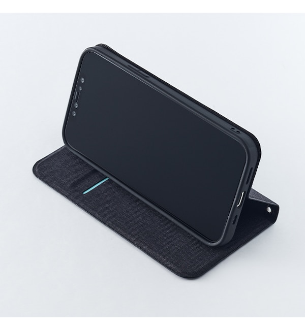 【iPhoneSE(第2世代)/8/7/6s/6 ケース】Bianchi Water Repellent Folio Case