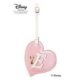 【ジュエルナローズ/Jewelna Rose】 (Disney) ディズニーライン 『ミニー』 イニシャルハートタグ ピンク / 33281 [3000円(税込)以上で送料無料]