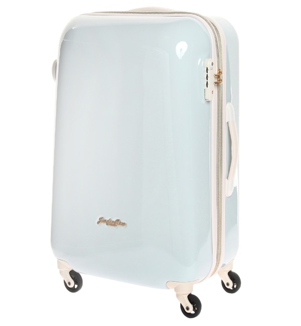 【ジュエルナローズ/Jewelna Rose】 キャンディポケット スーツケース 56リットル 3ー5泊におすすめ エキスパンド仕様 39872