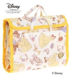 """【ジュエルナローズ/Jewelna Rose】 ディズニー """"美女と野獣"""" Disney """"Beauty and the Beast"""" Series バスポーチ / 33435 [送料無料]"""
