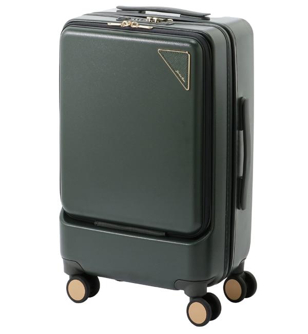 【ジュエルナローズ/Jewelna Rose】 ≪ジュエルナローズ≫NOMADO ノマド・スーツケース(ジッパータイプ)機内持ち込み100席以上対応/06085