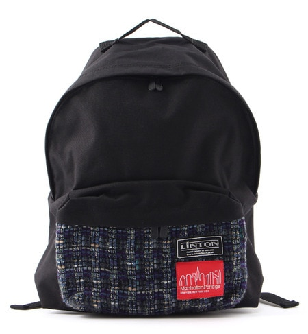 【マンハッタンポーテージ/Manhattan Portage】 LINTON Fabric Big Apple Backpack [送料無料]