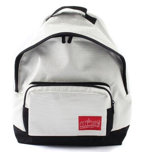 【マンハッタンポーテージ/Manhattan Portage】 CROCODILE Pattern Big Apple Backpack [送料無料]