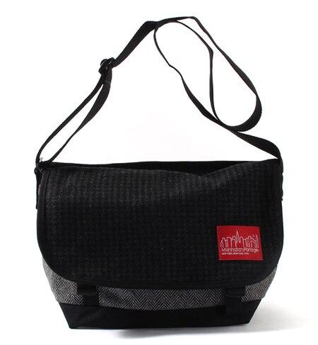 【マンハッタンポーテージ/Manhattan Portage】 MAGEE Fabric Casual Messenger Bag M (直営店限定モデル) [送料無料]