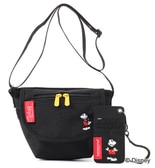 Mickey Mouse Collection Mini Nylon Messenger Bag