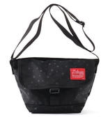 Star Print Casual Messenger Bag
