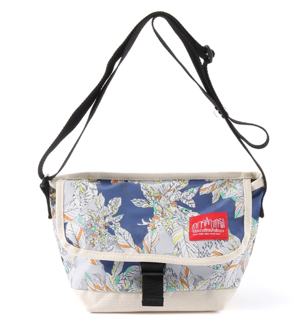 【マンハッタンポーテージ/Manhattan Portage】 Liberty Fabric Casual Messenger Bag