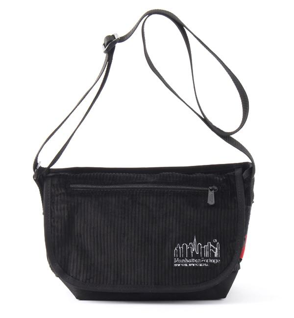 【マンハッタンポーテージ/Manhattan Portage】 Brisbane Moss Fabric Casual Messenger Bag