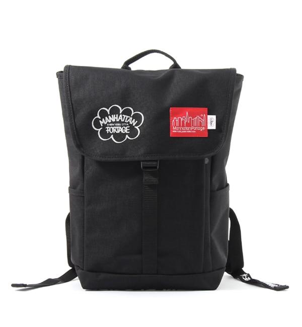 【マンハッタンポーテージ/Manhattan Portage】 Washington SQ Backpack JR Eric Haze