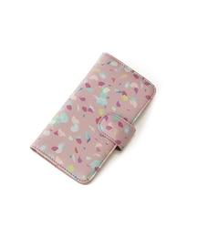 【ヒッチハイク/HITCH HIKE】 Confetti手帳型iphone6ケース [3000円(税込)以上で送料無料]