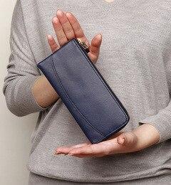 【トプカピ/TOPKAPI】 [トプカピ] TOPKAPI 角シボ型押し・Lファスナー長財布 [送料無料]