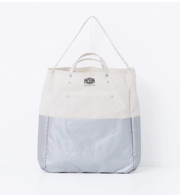 【バッグンナウン/BAG'n'NOUN】 LINED TOOL BAG