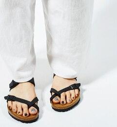 【ビルケンシュトック/BIRKENSTOCK】■男性人気モデル■MAYARI/マヤリブラック(WOMEN&MEN)[送料無料]