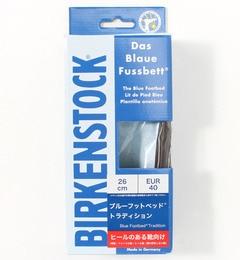 【ビルケンシュトック/BIRKENSTOCK】 インソール・BLUE-FB TRADITION/ブルーフットベッド トラディション(幅狭) [送料無料]