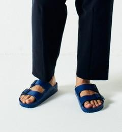 【ビルケンシュトック/BIRKENSTOCK】 ■店頭人気モデル■ARIZONA/アリゾナ EVA ネイビー(MEN) [送料無料]