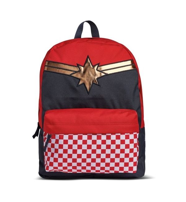 【エービーシー・マート/ABCマート】 CAPTAIN MARVEL REALM BACKPACK