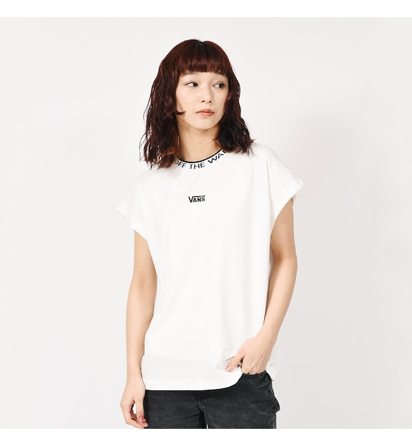【エービーシー・マート/ABCマート】 VANS Girls Sleeve-less T-Shirt