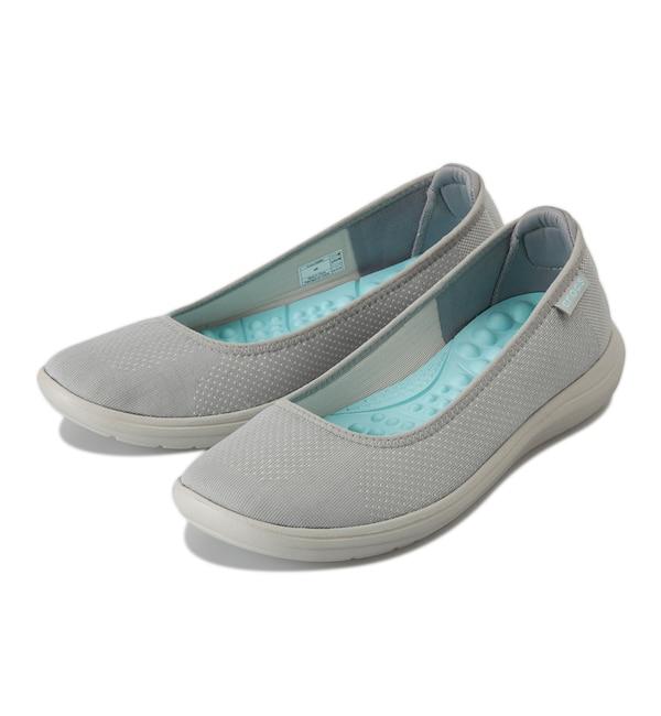 【エービーシー・マート/ABCマート】 Crocs Reviva Flat W