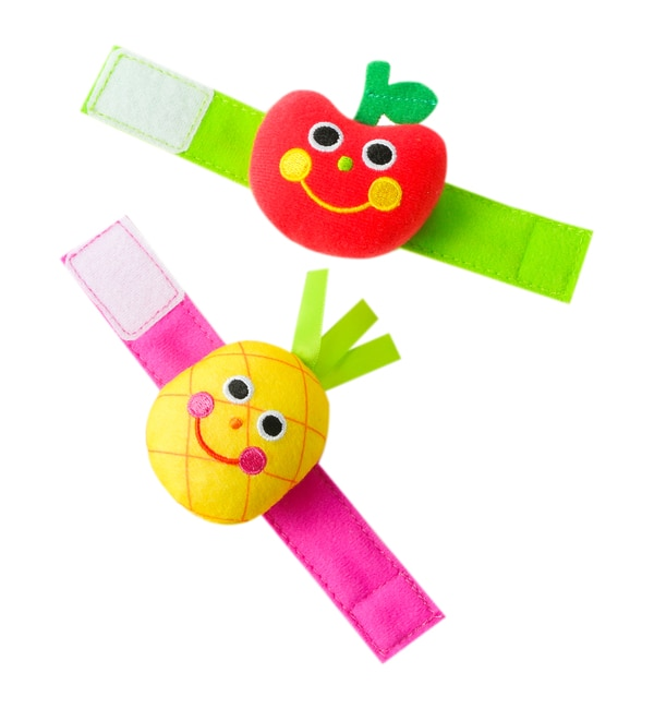 【ダッドウェイ/DADWAY】 にこにこリストラトルセット/りんご