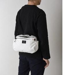 【イデアセブンスセンス/IDEA SEVENTH SENSE】 TROT ショルダーバッグS ALL WHITE [送料無料]