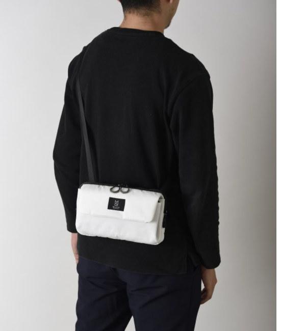 モテ系メンズファッション|【イデアセブンスセンス/IDEA SEVENTH SENSE】 TROT マルチショルダーバッグ ALL WHITE