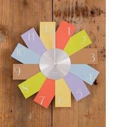 <アイルミネ> Card Wall Clock [送料無料]画像