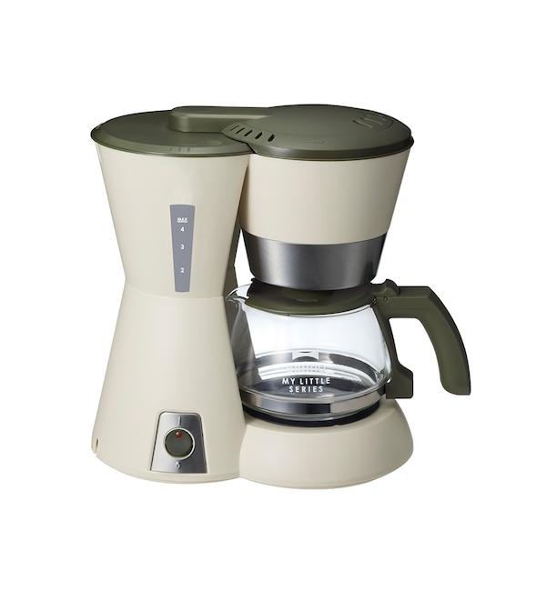 【イデアセブンスセンス/IDEA SEVENTH SENSE】 4カップコーヒーメーカー