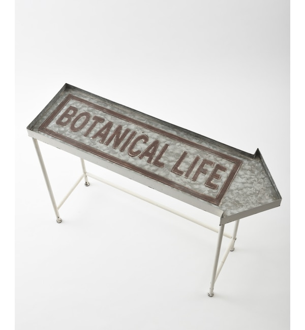 【イデアセブンスセンス/IDEA SEVENTH SENSE】 Botanical life metal stand shelf S