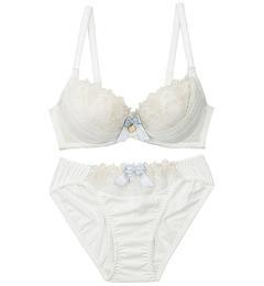 【アンテシュクレ/intesucre】 [intesucre]Model bra(モデルブラ)ジュエルブラセットBCDEカップ [3000円(税込)以上で送料無料]