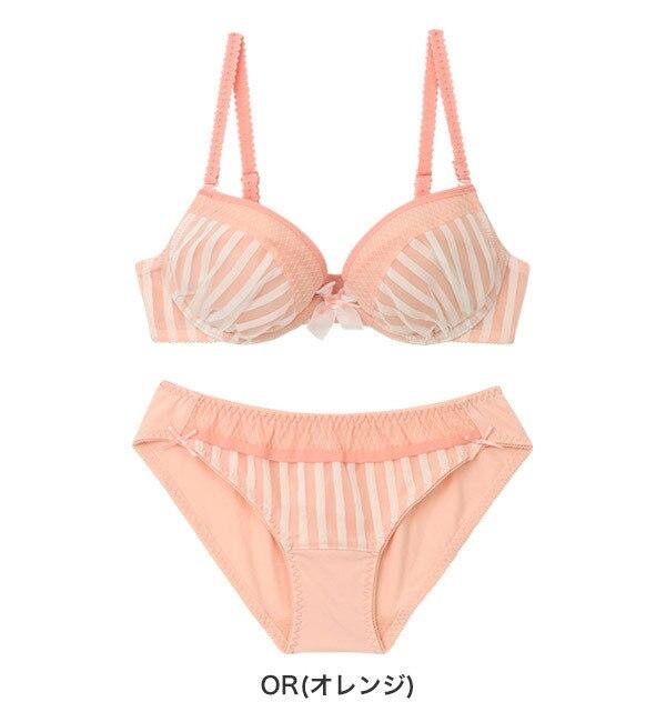 【アンテシュクレ/intesucre】 [intesucre]Model bra(モデルブラ)ガーランドブラセット*BCDEカップ [送料無料]