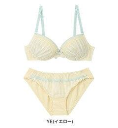 【アンテシュクレ/intesucre】 [intesucre]Model bra(モデルブラ)ガーランドブラセット*BCDEカップ [3000円(税込)以上で送料無料]