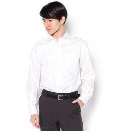 【パブス/PUBS】 「Cricket」クリケット オリジナル 綿100% 形態安定加工ワイドカラーシャツ [送料無料]