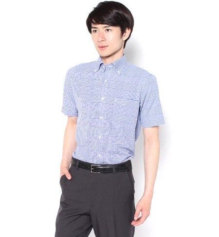 【パブス/PUBS】 「Cricket」クリケット オリジナル半袖ボタンダウンカラーシャツ [送料無料]