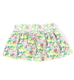 <アイルミネ>  Citronella リバティ柄フラワープリントオーバースカート画像