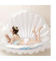 【サンアイミズギラクエン/三愛水着楽園】 【PUCAPUCA】 Sea shell Float [送料無料]