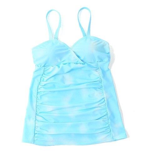 【サンアイミズギラクエン/三愛水着楽園】 【Coral veil Fitness】 Grade Flaver シャーリングキャミキニ [送料無料]