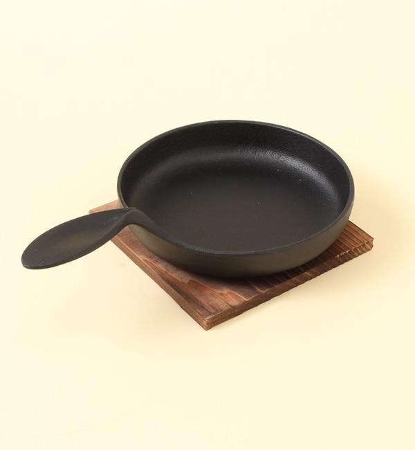 【ココルミネストア/KOKO LUMINE STORE】 小笠原鋳造 南部鉄器ミニパン
