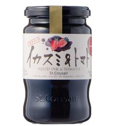 【サンクゼール/St.Cousair】 イカスミ&トマト(290g) [3000円(税込)以上で送料無料]