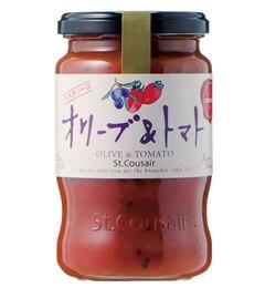 【サンクゼール/St.Cousair】 オリーブ & トマト(290g) [3000円(税込)以上で送料無料]